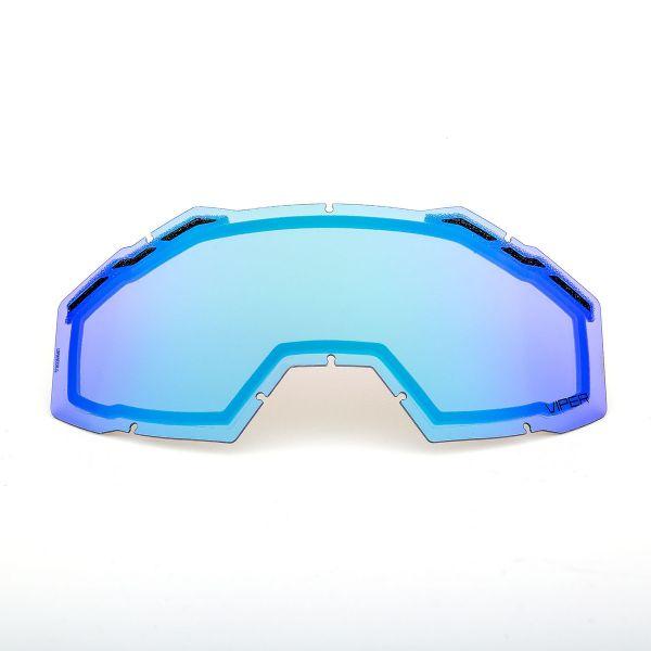 Accesorii Ochelari Snow Klim Lentila Schimb Viper Pro/Viper Smoke Green Mirror 2020