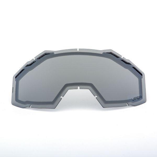 Accesorii Ochelari Snow Klim Lentila Schimb Viper Pro/Viper Smoke Silver Mirror 2020