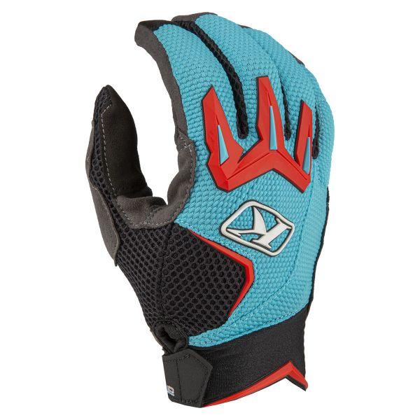 Manusi MX-Enduro Klim Manusi Moto MX Mojave Glove Arctik Red 2021