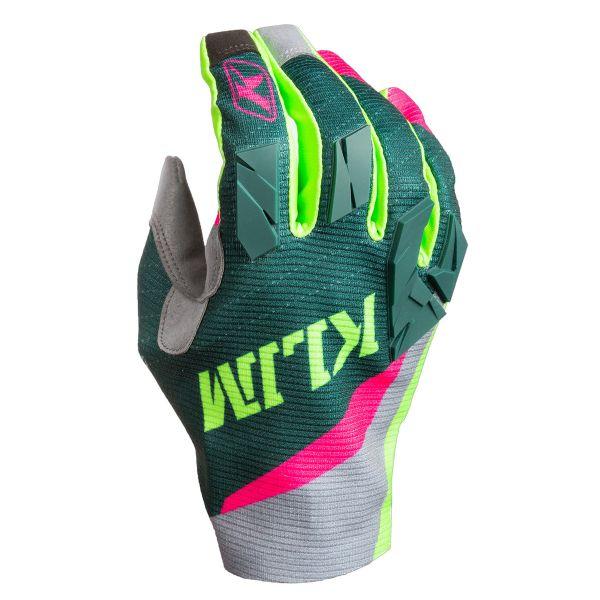 Manusi MX-Enduro Klim Manusi Moto MX Women's XC Lite Glove Fruit Punch 2021
