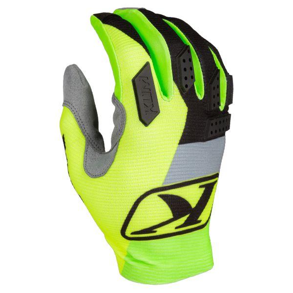 Manusi MX-Enduro Klim Manusi Moto MX XC Lite Glove Electrik Lemonade 2021