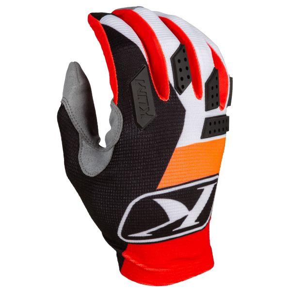 Manusi MX-Enduro Klim Manusi Moto MX XC Lite Glove Orange Krush 2021