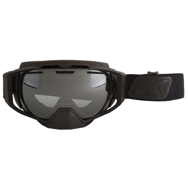 Ochelari MX-Enduro Klim Ochelari Oculus Goggle Diamond Fade Black - Smoke Silver Mirror and Lt Yellow Tint 2020