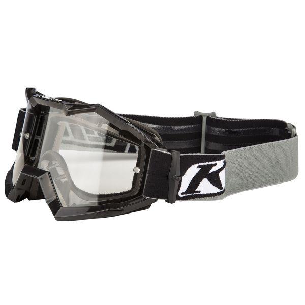 Ochelari MX-Enduro Klim Ochelari Viper Off Road Venom Gray Clear Lens 2019