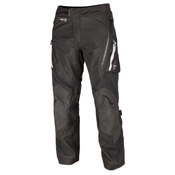 Pantaloni Textil Klim Pantaloni Badlands Pro Tall Black 2020