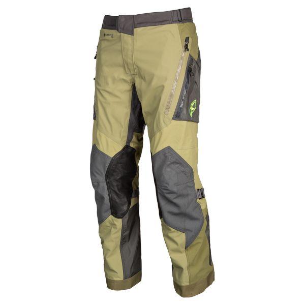 Pantaloni Textil Klim Pantaloni Badlands Pro Tall Sage Hi-Vis 2020