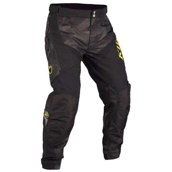 Klim Pantaloni Dakar ITB Black 2019