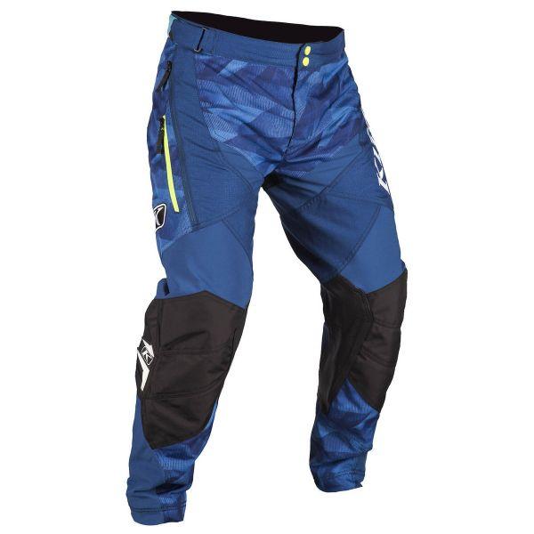 Klim Pantaloni Dakar ITB Blue 2019