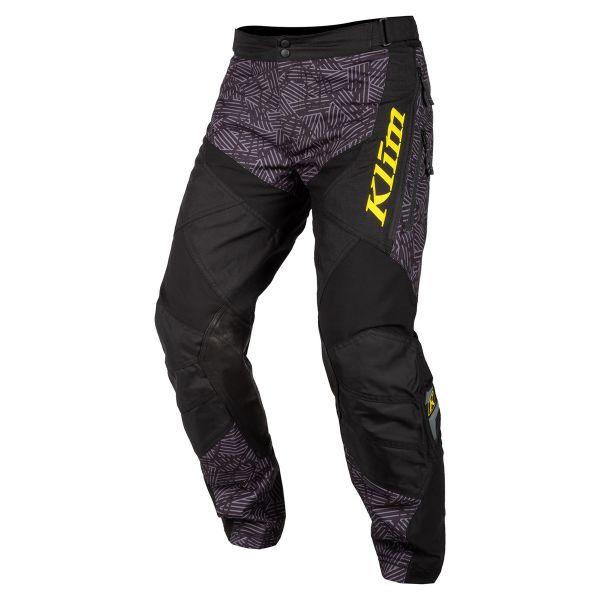Pantaloni MX-Enduro Klim Pantaloni Dakar ITB Dark Gray 2019