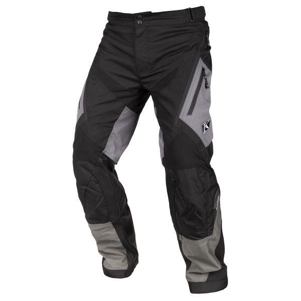 Pantaloni MX-Enduro Klim Pantaloni Dakar OTB Dark Gray 2019