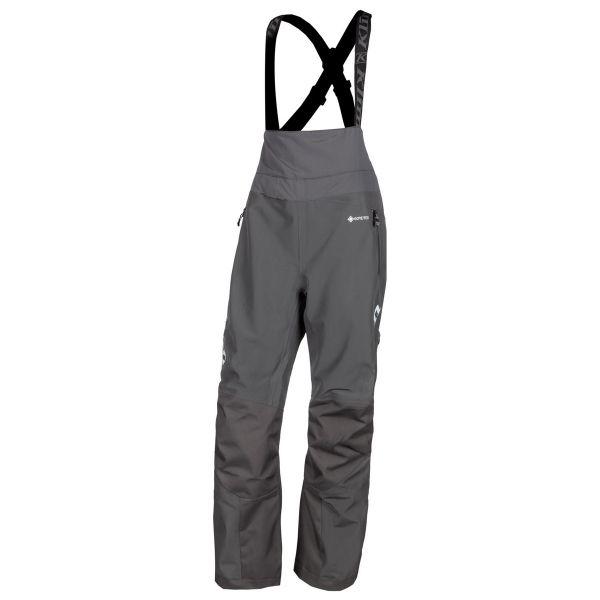 Pantaloni Snow - Dama Klim Pantaloni Dama Snow Non-Insulated Alpine Bib Short Asphalt 2021