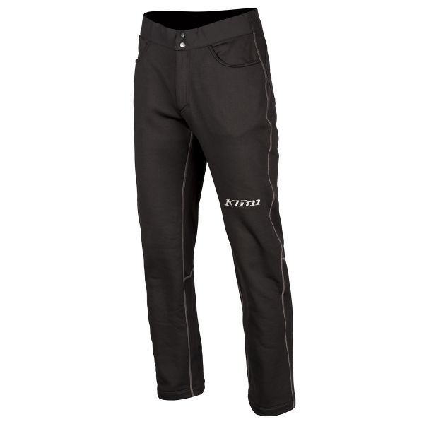 Underlayer Snow Klim Pantaloni Mid Layer Inferno Black 2021