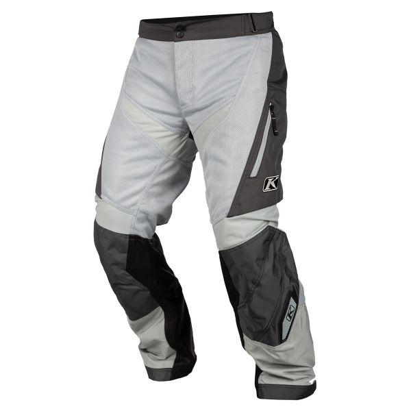 Pantaloni MX-Enduro Klim Pantaloni Mojave OTB Light Gray 2019