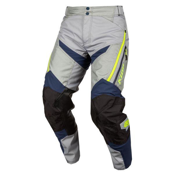 Pantaloni MX-Enduro Klim Pantaloni Moto MX Dakar In The Boot Vivid Gray 2021