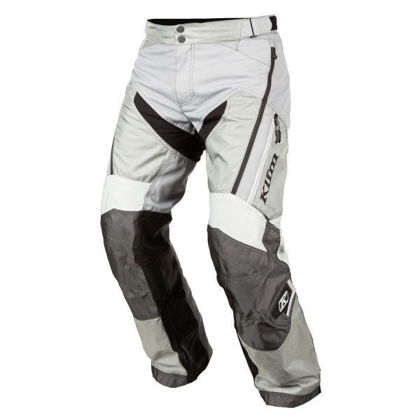 Pantaloni MX-Enduro Klim Pantaloni Moto MX Dakar Monument Gray 2021