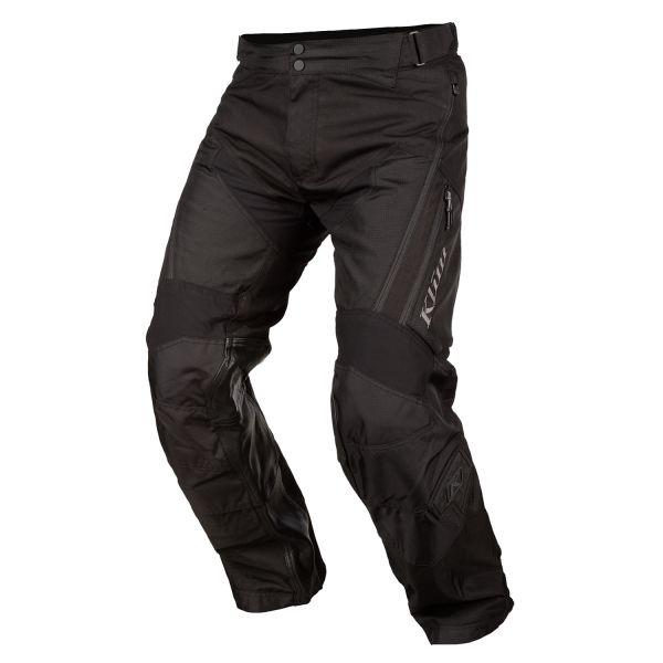 Pantaloni MX-Enduro Klim Pantaloni Moto MX Dakar Tall Black 2021