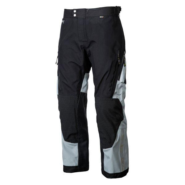 Pantaloni Moto Textil Klim Pantaloni Moto Textil Adventure Rally Gray 2021