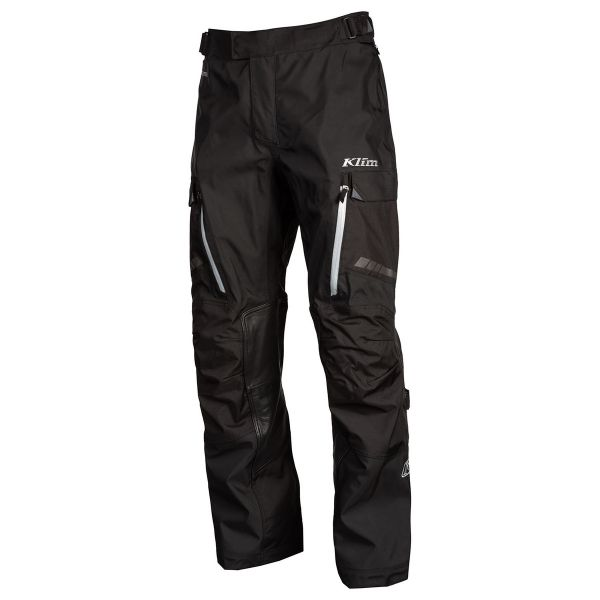 Pantaloni Moto Textil Klim Pantaloni Moto Textil Carlsbad Tall Stealth Black 2021
