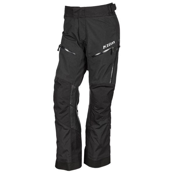 Pantaloni Moto Textil - Dama Klim Pantaloni Moto Textil Dama Altitude Tall Black 2021