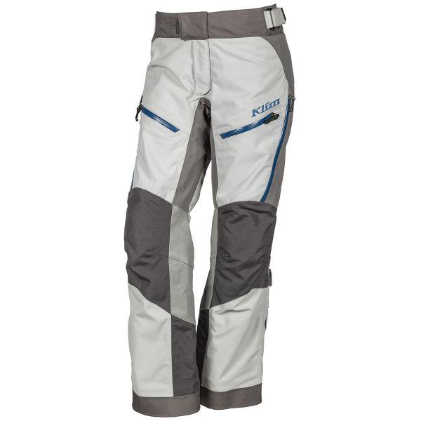 Pantaloni Moto Textil - Dama Klim Pantaloni Moto Textil Dama Altitude Tall Gray 2021