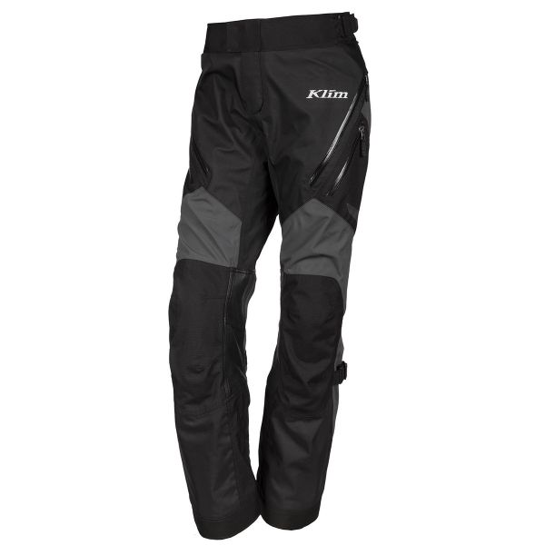 Pantaloni Moto Textil - Dama Klim Pantaloni Moto Textil Dama Artemis Dark Gray 2021