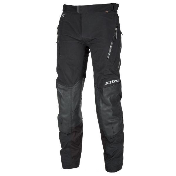 Pantaloni Moto Textil Klim Pantaloni Moto Textil Kodiak Tall Black 2021