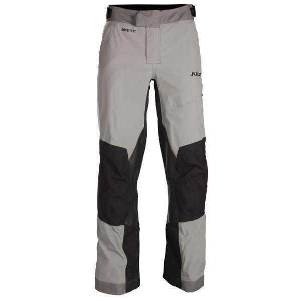 Pantaloni Moto Textil Klim Pantaloni Moto Textil Latitude /Europe Gray Certified 2021