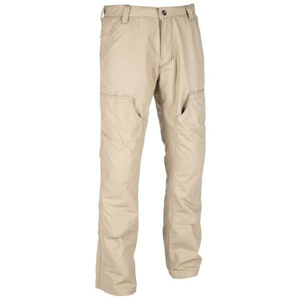 Pantaloni Moto Textil Klim Pantaloni Moto Textil Outrider Tall Light Brown/Honda 2021