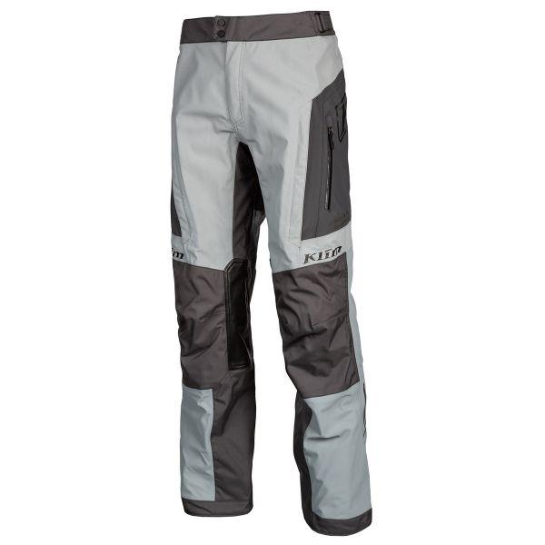 Pantaloni Moto Textil Klim Pantaloni Moto Textil Traverse Storm Gray 2021