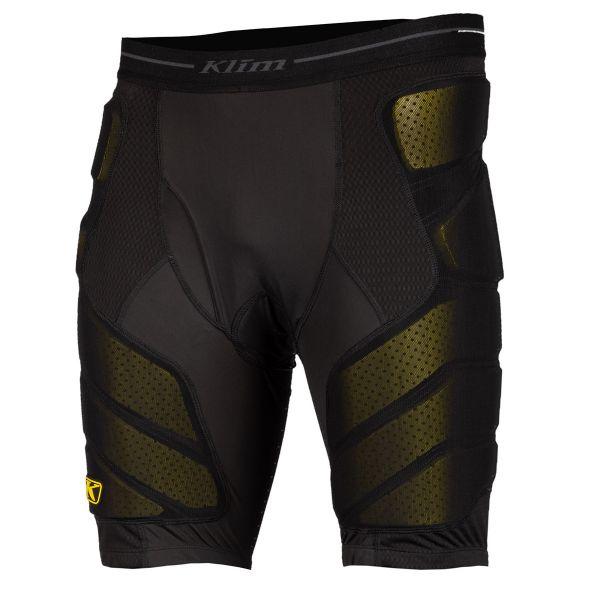 Lenjerie Protectie Klim Pantaloni Protectie Tactical Short Black 2019