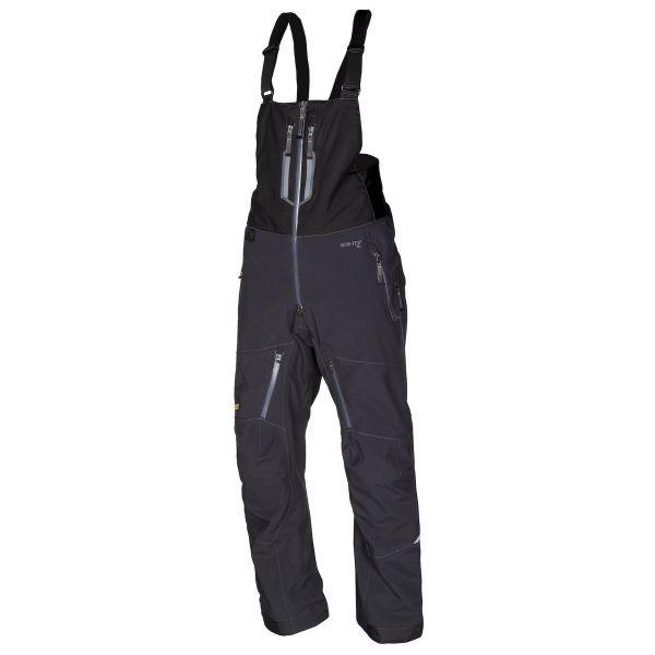 Pantaloni Snow Klim Pantaloni Snow Bib Togwotee Black 2020