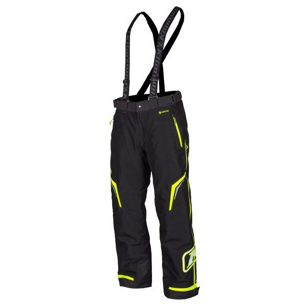 Pantaloni Snow Klim Pantaloni Snow Insulated Kaos Short Hi-Vis 2021