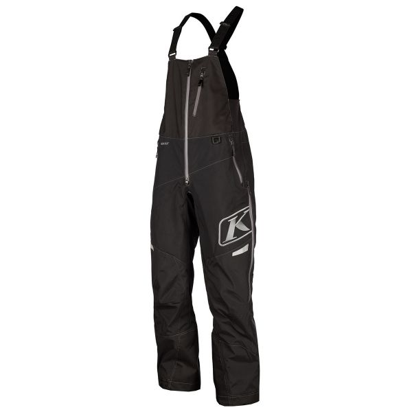 Pantaloni Snow Klim Pantaloni Snow Non-Insulated Storm Bib Tall Black 2021