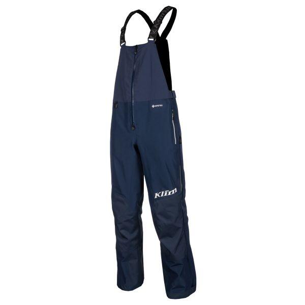 Pantaloni Snow Klim Pantaloni Snow Non-Insulated Tomahawk Bib Navy Blue 2021