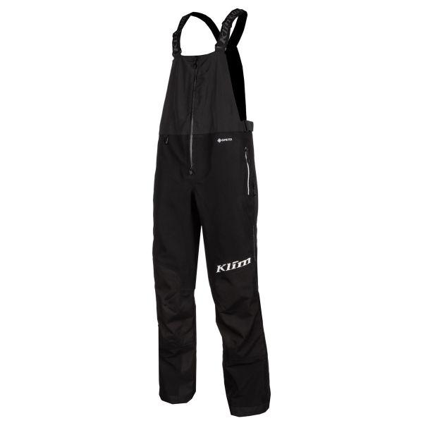 Pantaloni Snow Klim Pantaloni Snow Non-Insulated Tomahawk Bib Tall Black 2021
