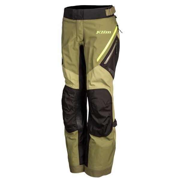 Pantaloni Moto Textil Klim Pantaloni Textili Artemis Sage Hi-Vis 2020
