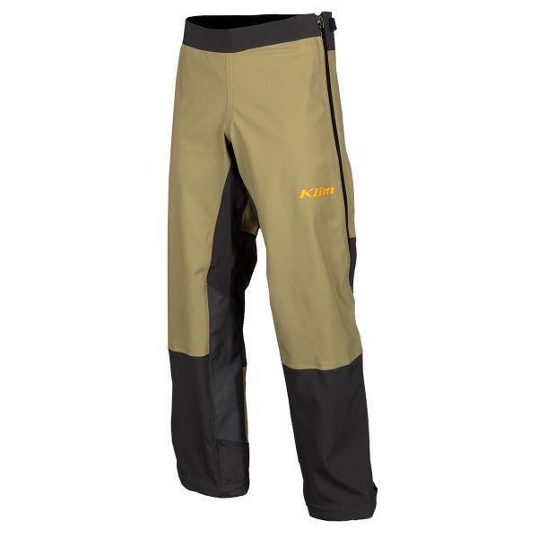 Pantaloni Moto Textil Klim Pantaloni Moto Textil Enduro S4 Burnt Olive/Strike Orange 2021