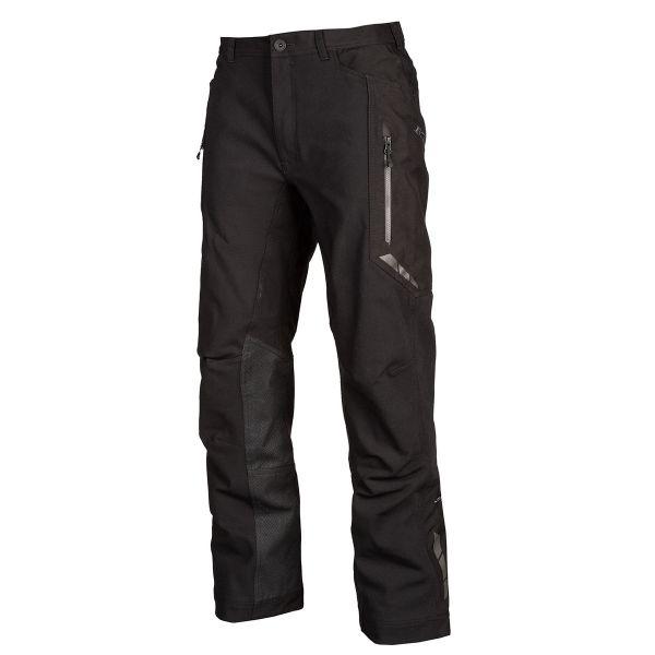 Pantaloni Moto Textil Klim Pantaloni Moto Textil Marrakesh Black 2021