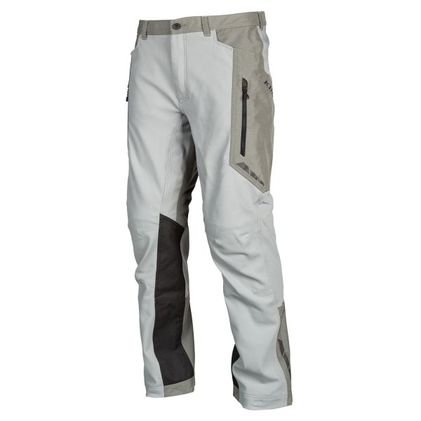 Pantaloni Textil Klim Pantaloni Textili Marrakesh Tall Gray 2020