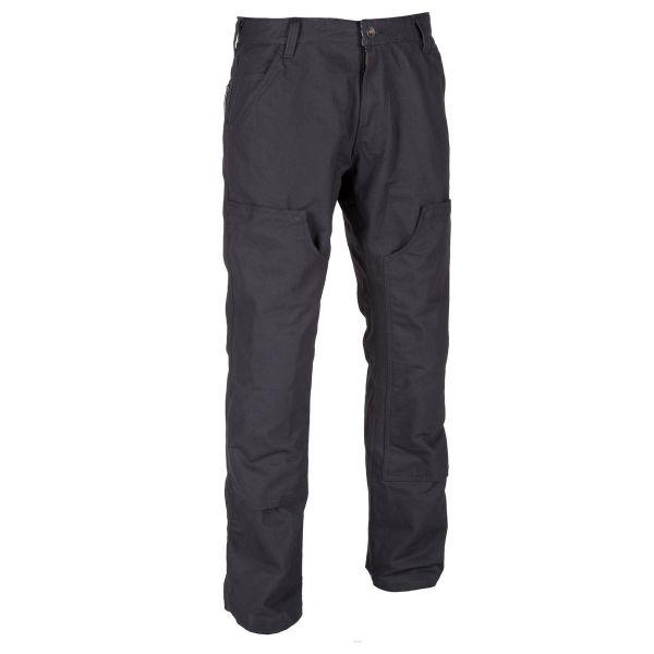 Pantaloni Moto Textil Klim Pantaloni Moto Textil Outrider Tall Black CE Certified 2021