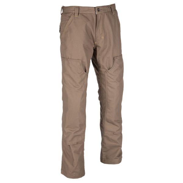 Pantaloni Textil Klim Pantaloni Textili Outrider Tall Dark Brown 2020