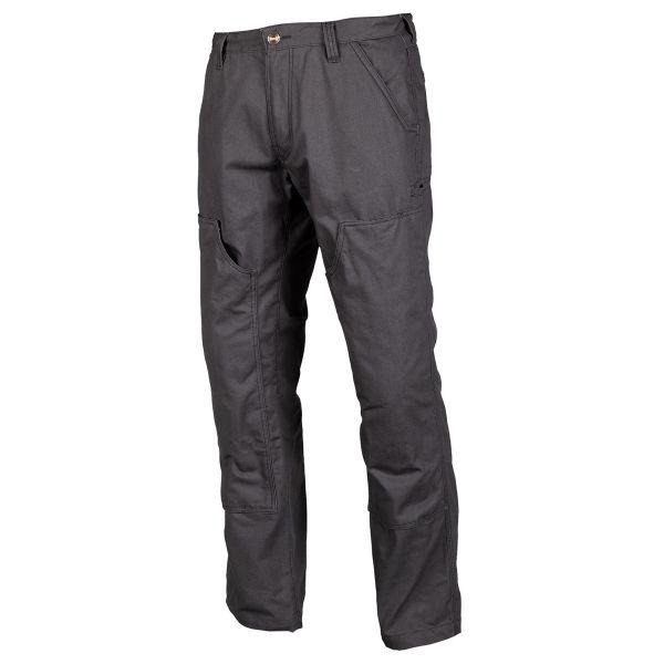 Pantaloni Moto Textil Klim Pantaloni Moto Textil Outrider Tall Gray CE Certified 2021