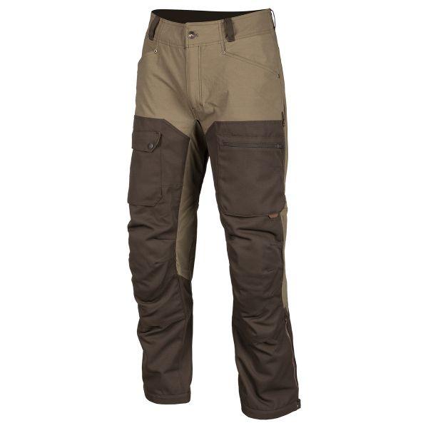 Pantaloni Textil Klim Pantaloni Textili Switchback Cargo Tall Brown 2020