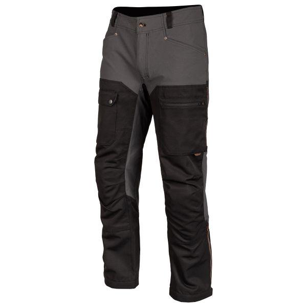 Pantaloni Textil Klim Pantaloni Textili Switchback Cargo Tall Gray 2020