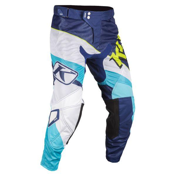 Pantaloni MX-Enduro Klim Pantaloni XC Lite Blue 2019