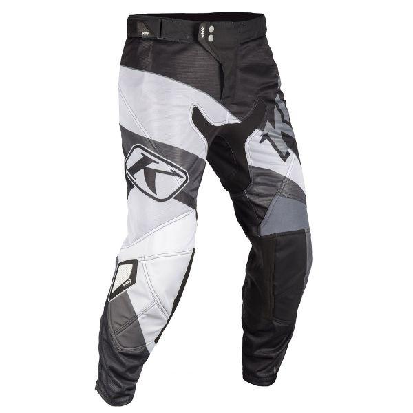 Pantaloni MX-Enduro Klim Pantaloni XC Lite Gray 2019