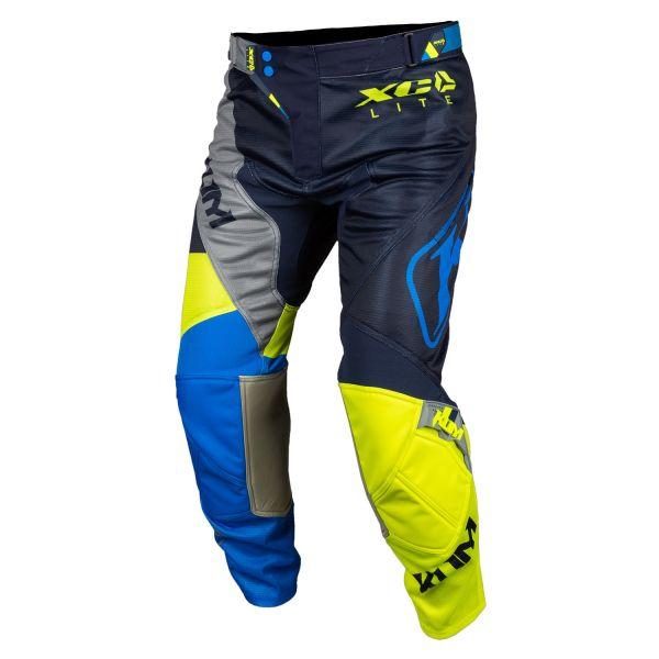 Klim Pantaloni XC Lite Kinetik Blue 2020