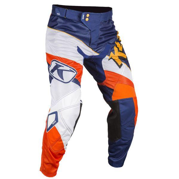 Pantaloni MX-Enduro Klim Pantaloni XC Lite Orange 2019