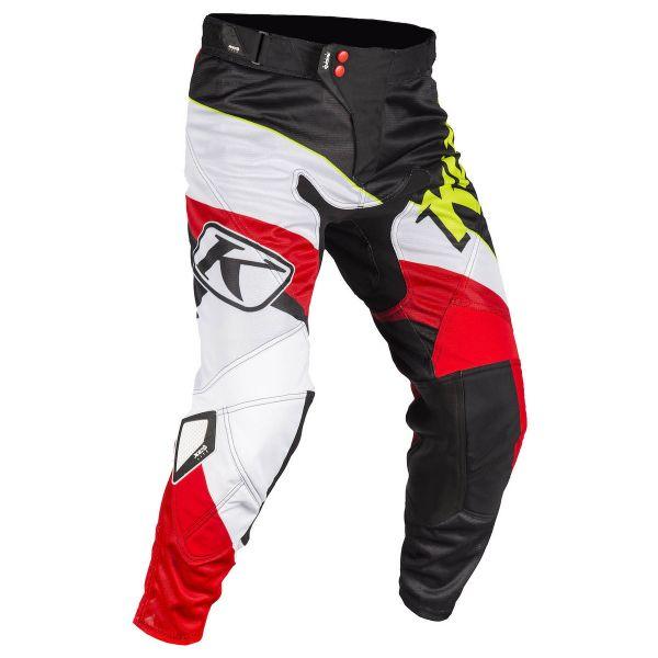 Pantaloni MX-Enduro Klim Pantaloni XC Lite Red 2019