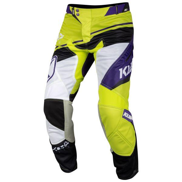 Pantaloni MX-Enduro Klim Pantaloni XC Lite Yellow 2019